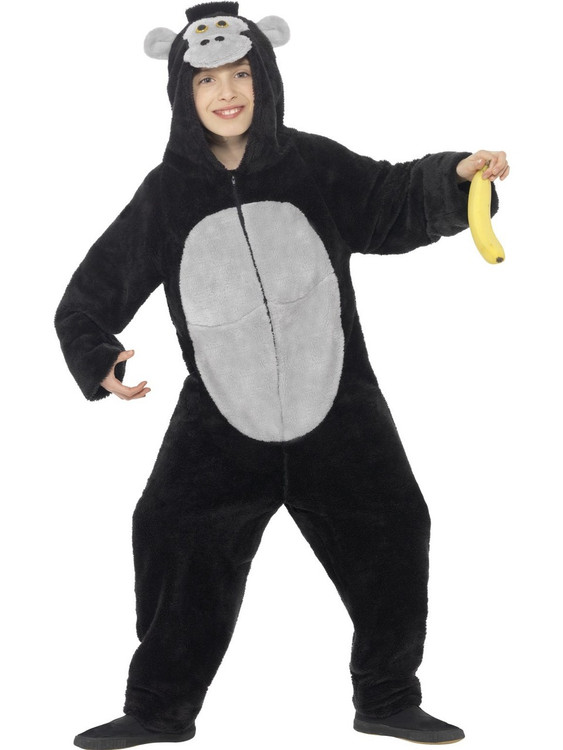 Gorilla Animal Kids Costume
