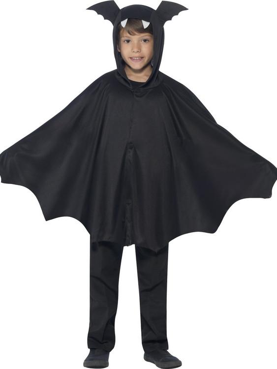 Bat Cape Kids Costume