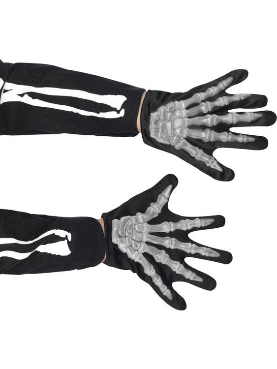 Skeleton Gloves Kids