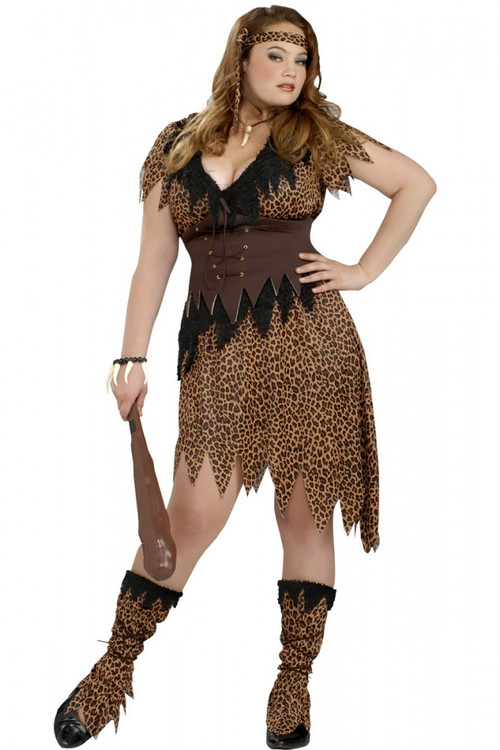 Cave Beauty Womens Costume