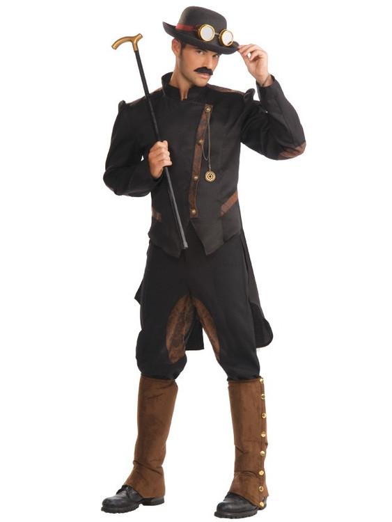 Victorian Steampunk Gentleman Costume
