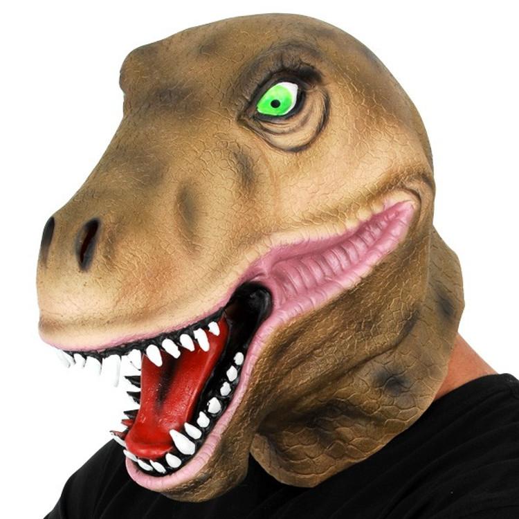 Tyrannosaurus Full Head Mask