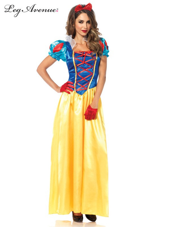 Snow White Womens Costume