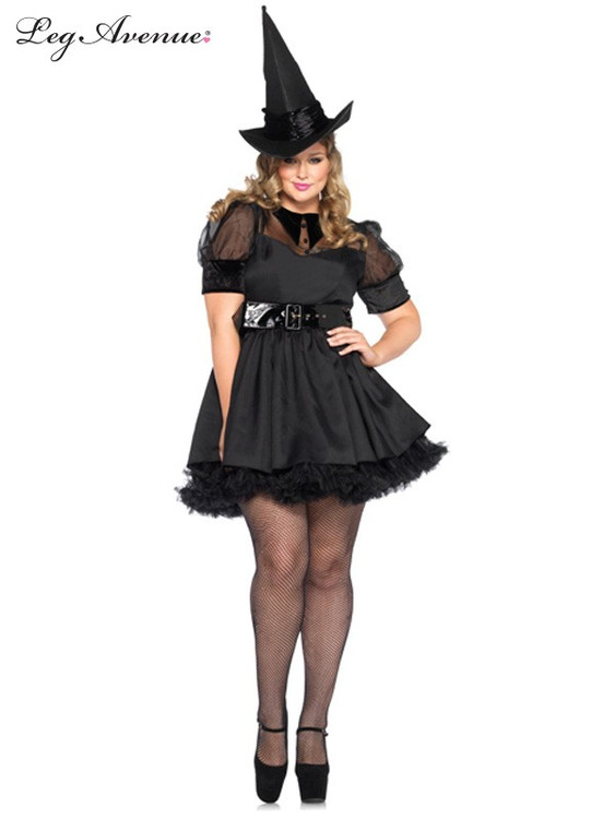 Bewitching Witch Womens Plus Size Costume  sc 1 st  Costume Direct & Plus Size Costumes | Plus Size Costume Australia Online Costume Shop