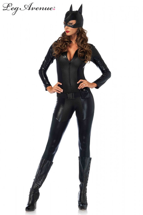 Batgirl - Captivating Crime Fighter Womens Costume