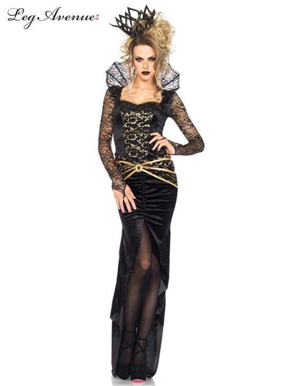 Evil Queen Deluxe Womens Costume