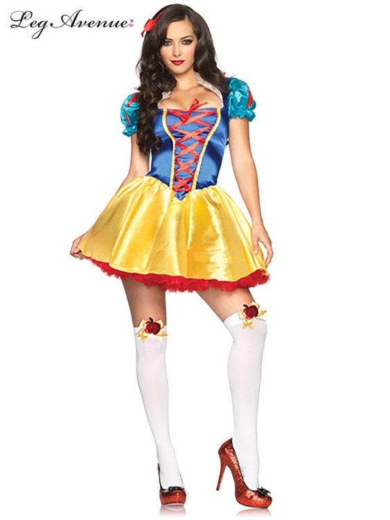 Snow White Fairytale Womens Costume