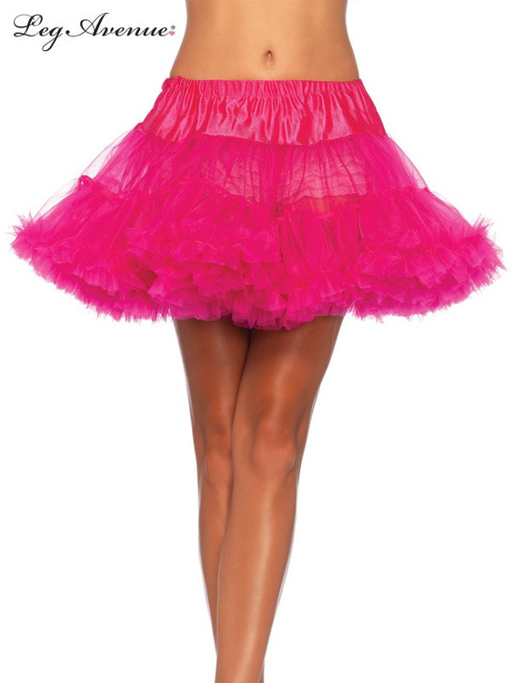 Petticoat Layered Tulle Pink