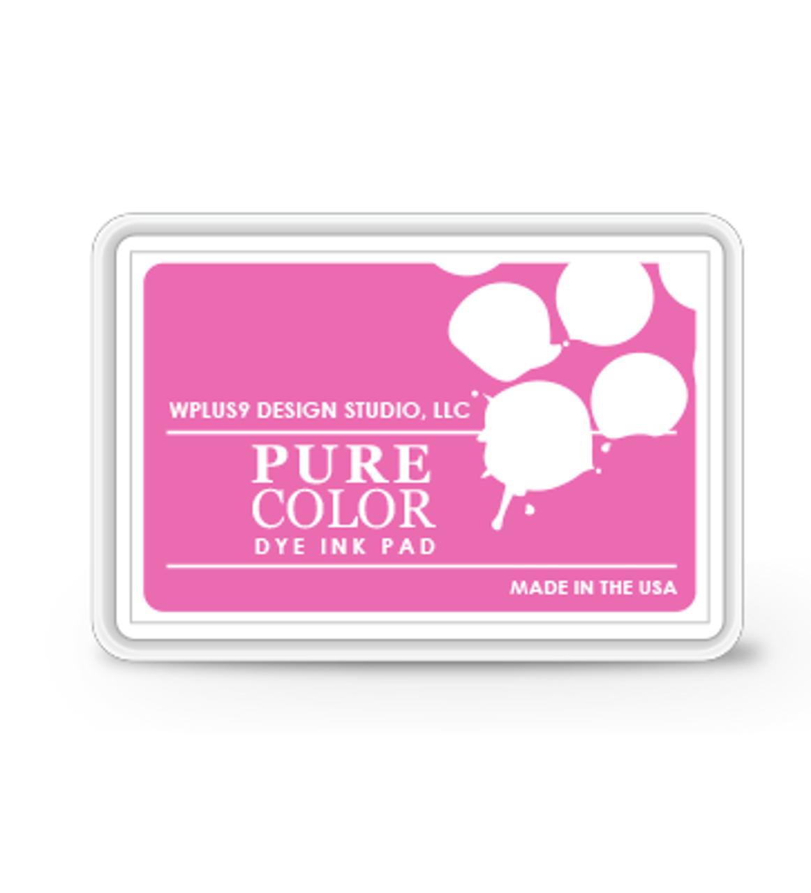 WPlus9 V.I.Pink Dye Ink