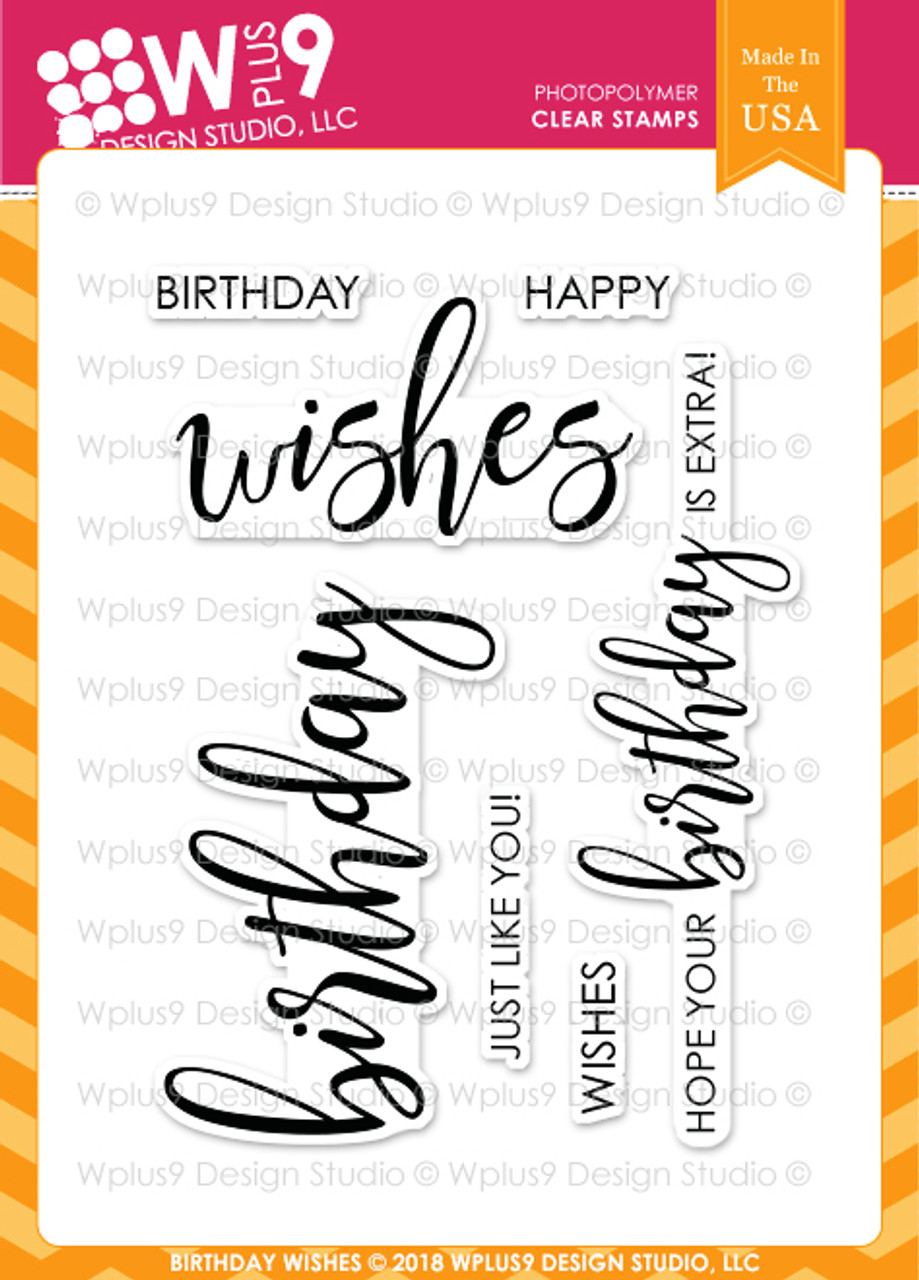 Wplus9 Birthday Wishes