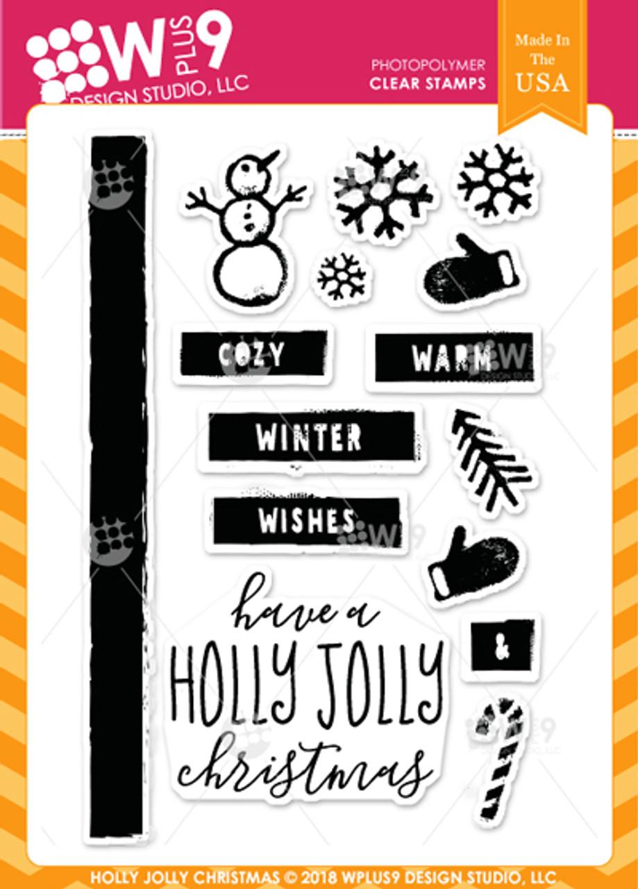 WPlus9 Holly Jolly Christmas