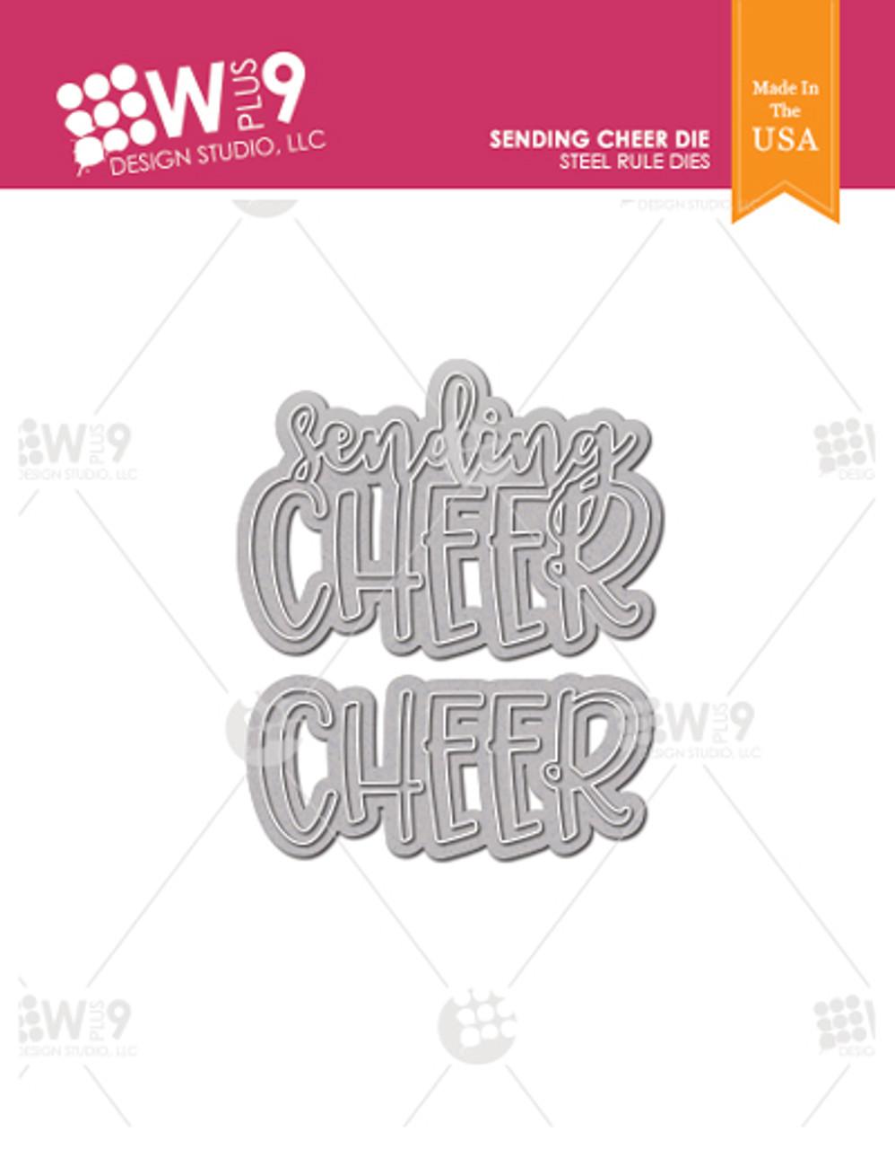 Sending Cheer Die