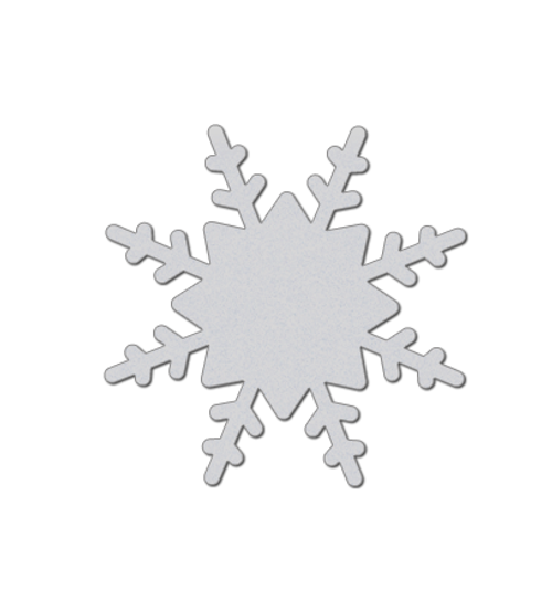 Simple Snowflake Die
