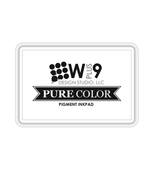 PURE COLOR White Pigment Ink