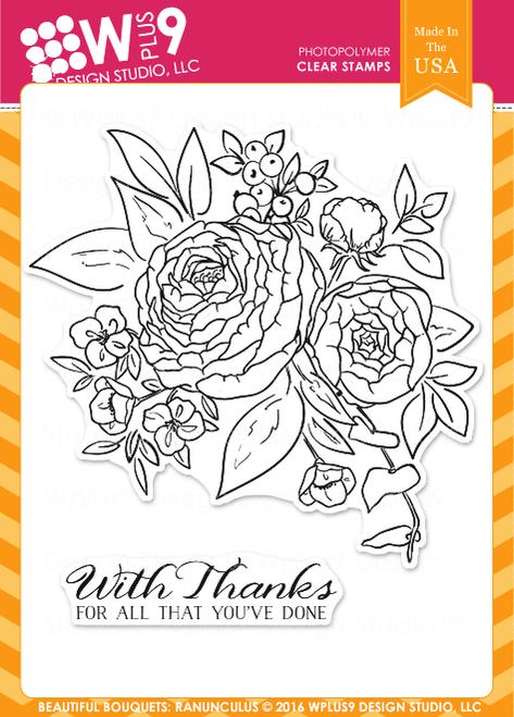Beatiful Bouquet: Ranunculus