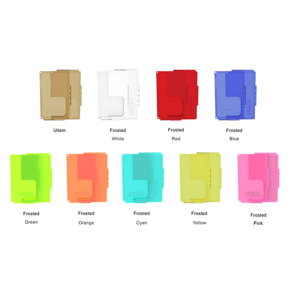 Pulse BF Squonk Replacement Panels