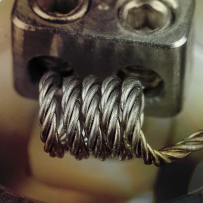 Quad Twisted Wire By Tobeco (10ft)