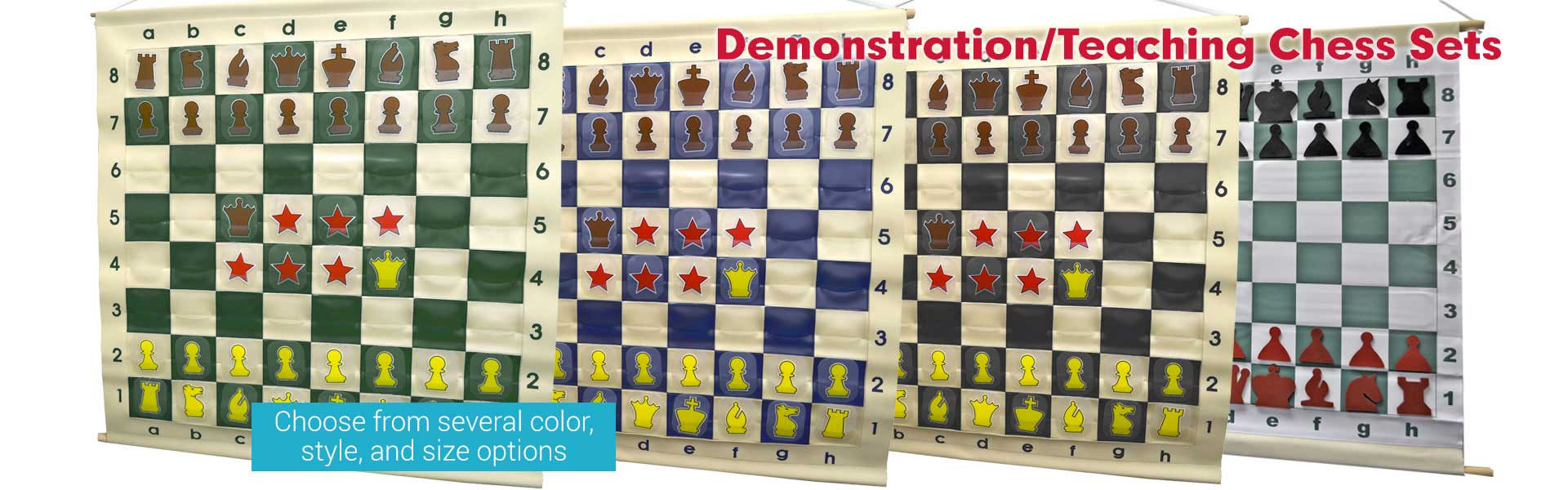 Demo Chess Sets