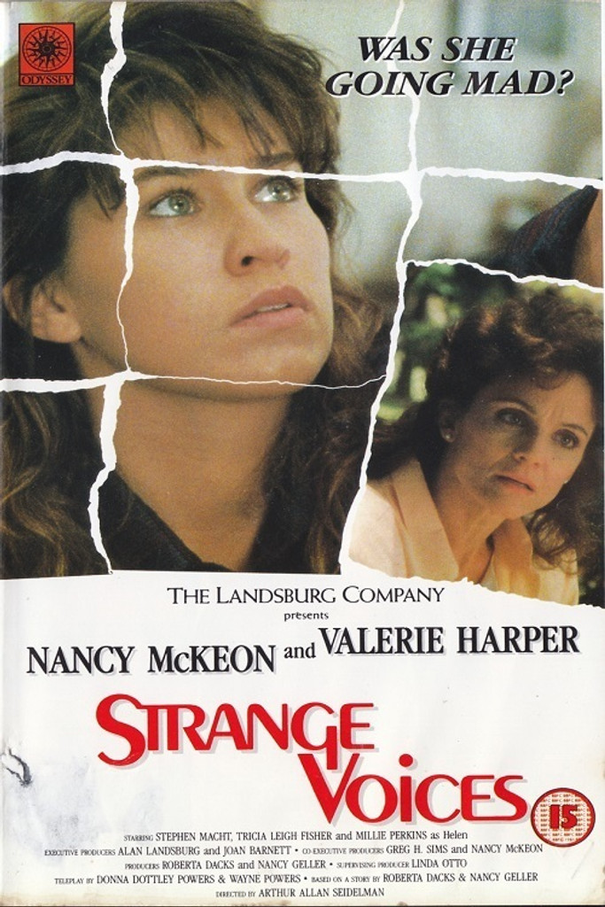 Strange voices 1987 tv movie on DVD