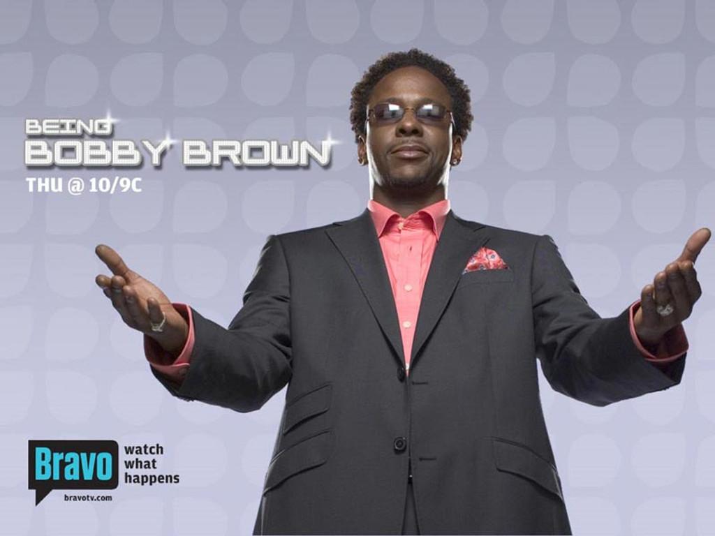 "Bobby Brown tv series DVD ""Being Bobby Brown"""