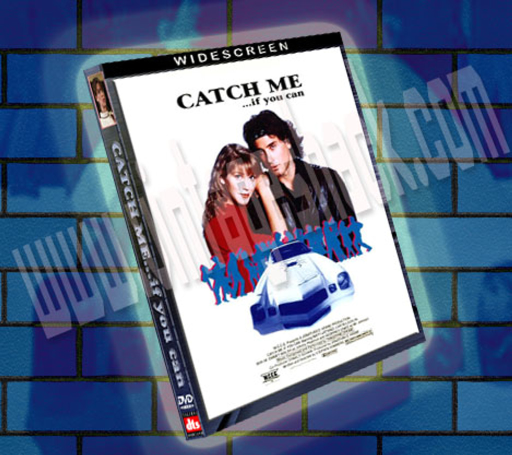 Catch me if you can DVD