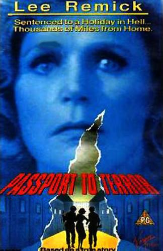 Passport to Terror DVD