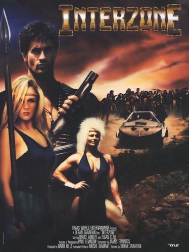 Interzone - DVD (1987)