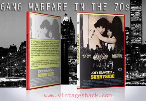 Sunnyside DVD 1978 Joey Travolta