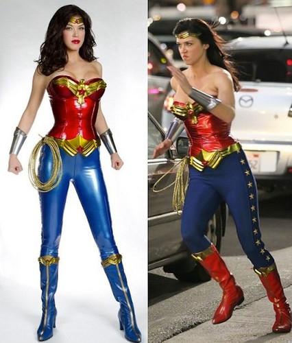 Wonder woman TV series Pilot DVD (Did not air on tv!)