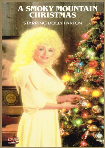 """Dolly Parton's Christmas Classic """"A Smoky Mountain Christmas"""" Buy it now on DVD"""