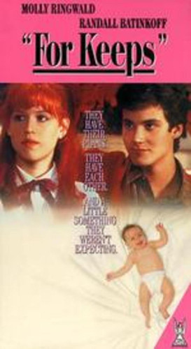 For Keeps DVD 1988 Molly Ringwald