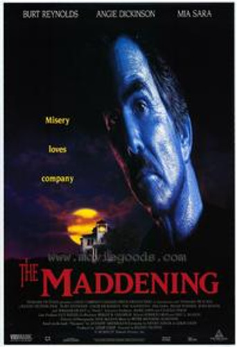 the maddening movie from 1995 on DVD starring Burt Reynolds and Angie Dickinson