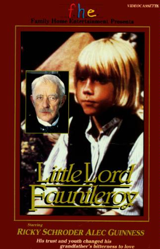 Alec Guinness stars as an elderly Brit who takes in his poor New Yorker grandson (Ricky Schroeder) in this made-for-TV modern-day retelling ...