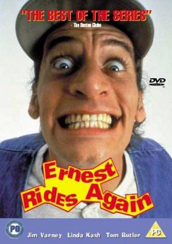 Ernest Rides Again DVD