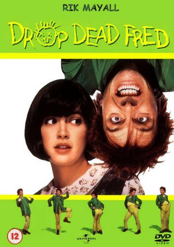Drop Dead Fred DVD 1991