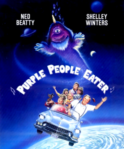 Purple People Eater DVD (Neil Patrick Harris)