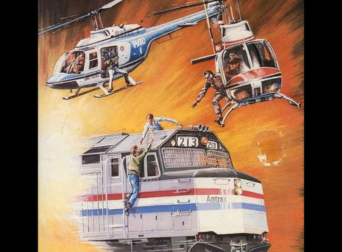 Disaster on the Coastliner - DVD (William Shatner)