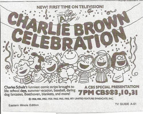 Buy A Charlie Brown Celebration DVD