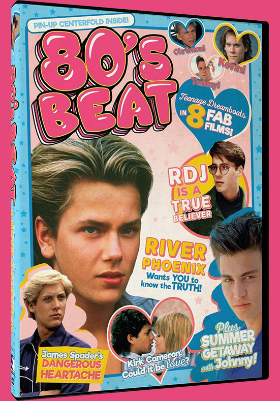 """Winner of our """"80's Beat Films"""" DVD Set! (Mailing list Giveaway)"""