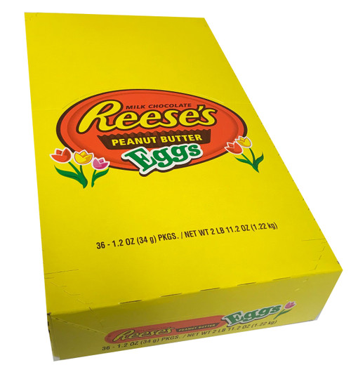 Reese's Peanut Butter Eggs 36 ct. box