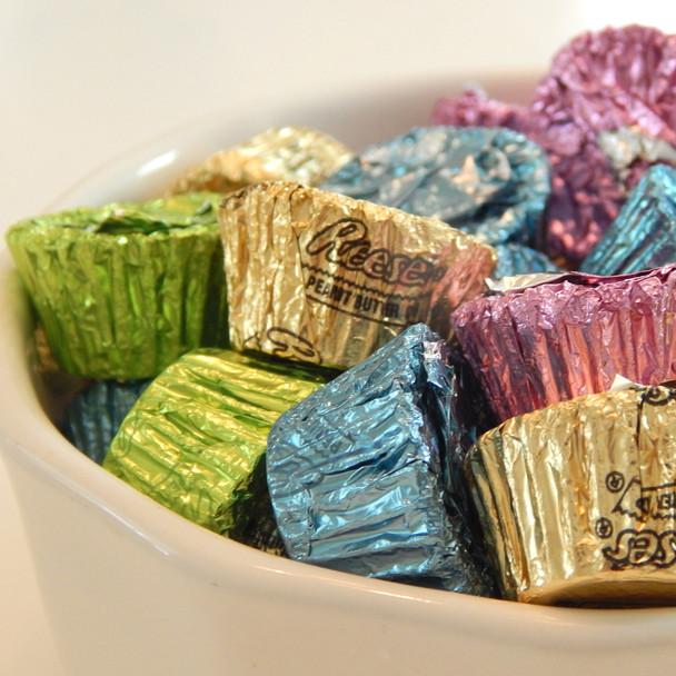 Pastel Miniature Reese's Cups 1 lb. bag