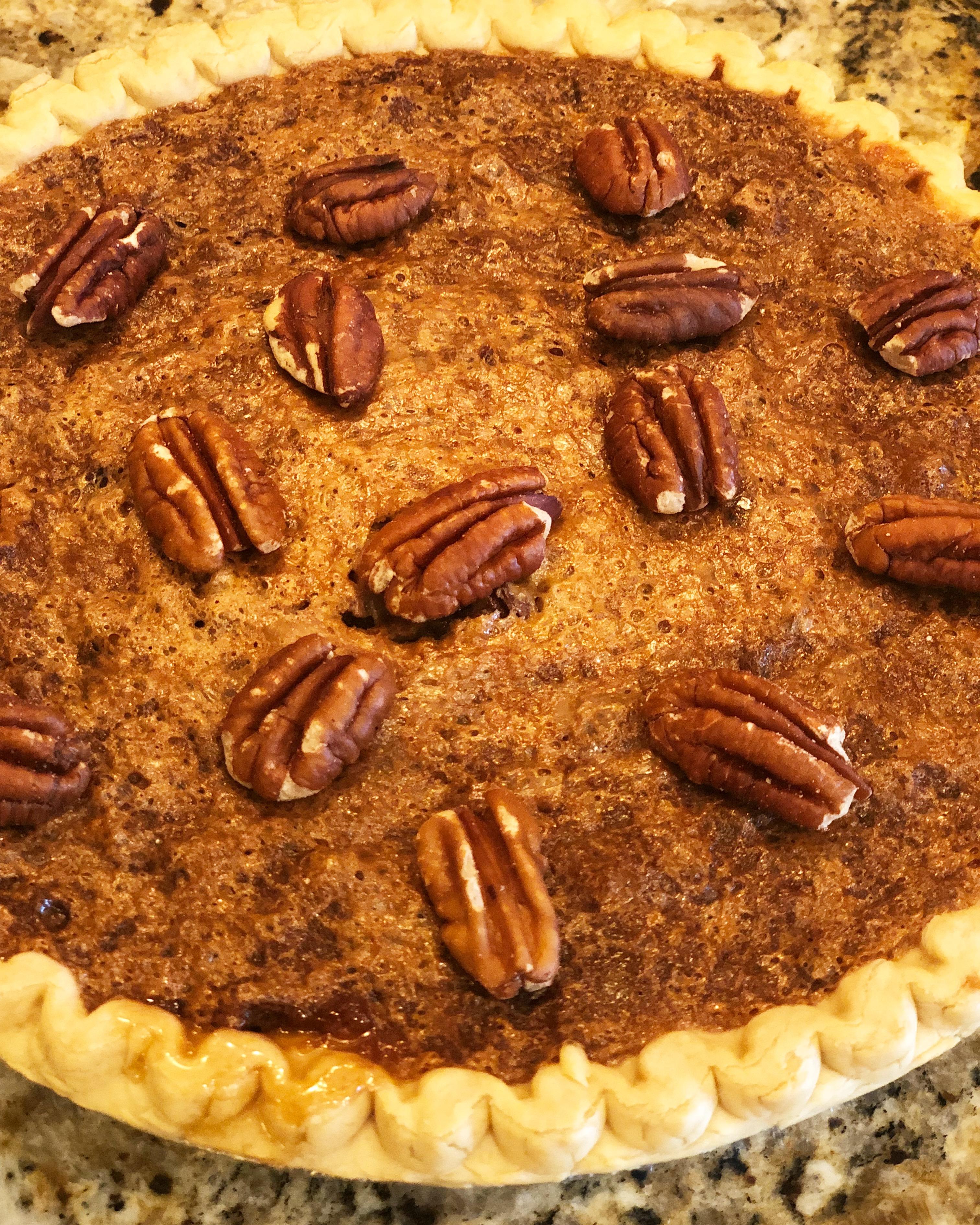 Howe We Make Pecan Pie