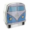 VW Blue Campervan Lunch Box Tin