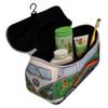 VW Peace Green Campervan Universal Neoprene Wash Bag