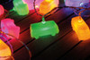 Volkswagen 3D Campervan LED Fairy / Christmas Lights