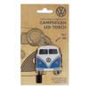 VW Front Facing Campervan LED Torch Key Ring - Packaging