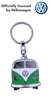 Official VW Collectors Green Keyring.