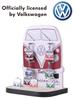 Official VW Collectors Campervan Keyring.