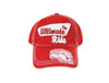 Official VW The Ultimate Ride Campervan Cap - Red