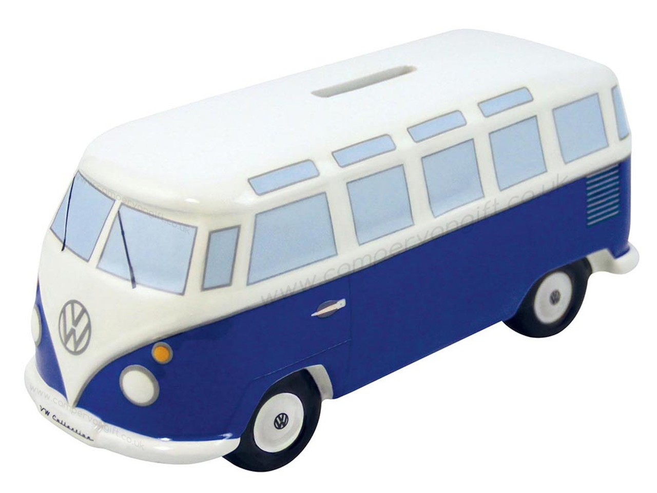 Vw t1 classic blue campervan money box save up for a rainy day vw t1 classic blue campervan money box thecheapjerseys Choice Image